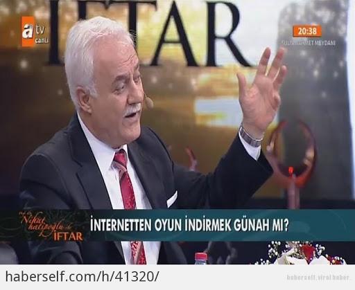 Nihat Hocaya Akıl Almaz Soru - YemekEv.com